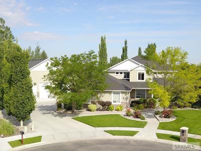 Idaho Falls Single Family Home For Sale: 325 Sunterra Drive