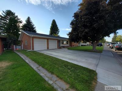 Idaho Falls Single Family Home For Sale: 380 Marjacq Avenue
