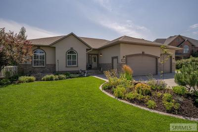 Idaho Falls Single Family Home For Sale: 213 Tollgate Place