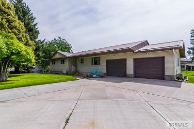 Idaho Falls Single Family Home For Sale: 630 N Lawn Dale Drive