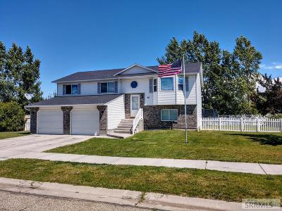 Rexburg ID Single Family Home For Sale: $238,500