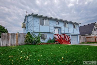 Idaho Falls Single Family Home For Sale: 2221 Ironwood Drive