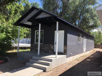 Idaho Falls Single Family Home For Sale: 336 Lomax Street