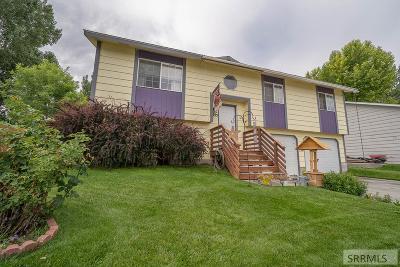 Idaho Falls Single Family Home For Sale: 2755 Vesta Circle