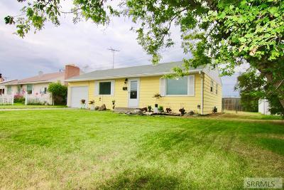 Idaho Falls Single Family Home For Sale: 260 Alpine Drive