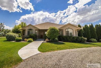 Idaho Falls Single Family Home For Sale: 4071 N 5 W
