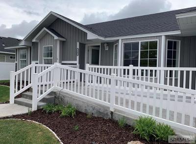 Idaho Falls Single Family Home For Sale: 1306 Pebble Creek Court