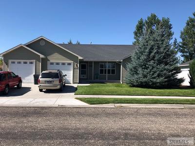Idaho Falls Single Family Home For Sale: 2893 Lianne Street