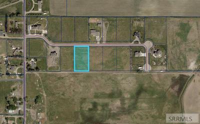 Rexburg Residential Lots & Land For Sale: Lot 17 Taylor Lane
