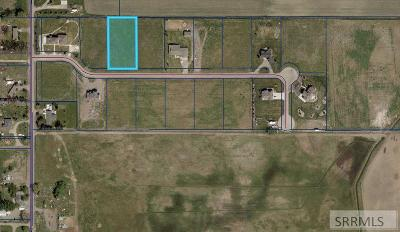 Rexburg Residential Lots & Land For Sale: Lot 4 Taylor Lane