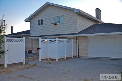 Idaho Falls Single Family Home For Sale: 247 N Harding Lane