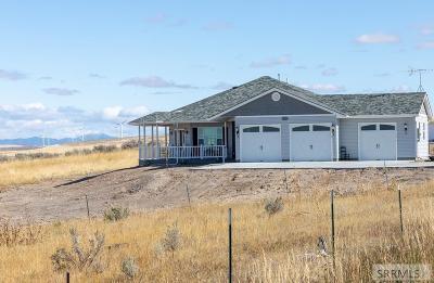 Idaho Falls Single Family Home For Sale: 7215 E Panorama Drive