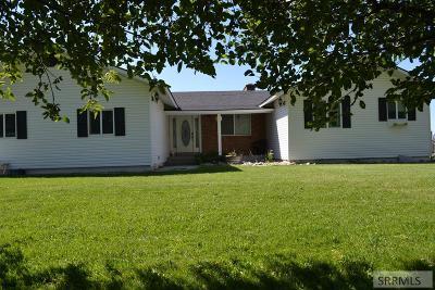 Idaho Falls Single Family Home For Sale: 6086 E 81st N