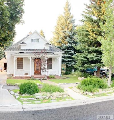 Idaho Falls Single Family Home For Sale: 167 6th Street