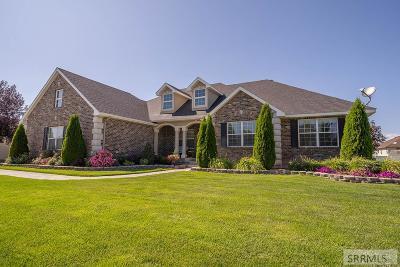 Idaho Falls Single Family Home For Sale: 3701 E Autumnwood Drive