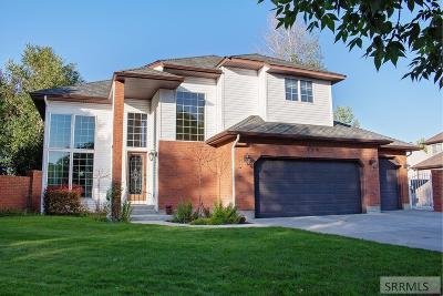 Idaho Falls Single Family Home For Sale: 159 Stone Run Lane