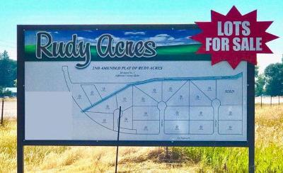 Rigby Residential Lots & Land For Sale: L18b1 N 4532 E