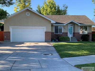 Idaho Falls Single Family Home For Sale: 2955 Brownstone Circle