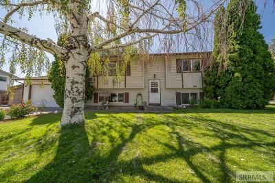 Idaho Falls Single Family Home For Sale: 640 Foster Drive