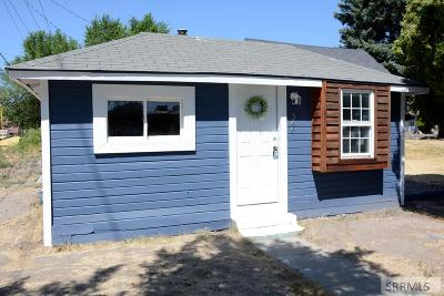 Idaho Falls Single Family Home For Sale: 346 Chamberlin