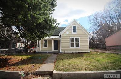 Idaho Falls Single Family Home For Sale: 364 Maple Avenue