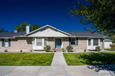 Idaho Falls Single Family Home For Sale: 4725 Gleneagles Drive