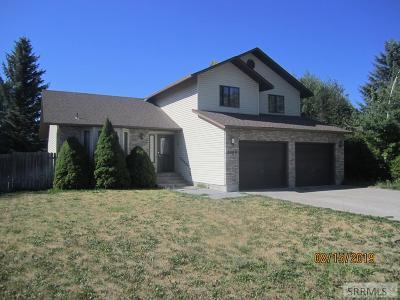 Idaho Falls Single Family Home For Sale: 3009 Kevin Circle