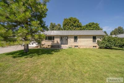 Idaho Falls Single Family Home For Sale: 1515 Maricopa Street