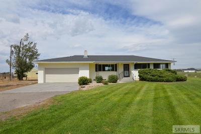Idaho Falls Single Family Home For Sale: 3919 E 49th S
