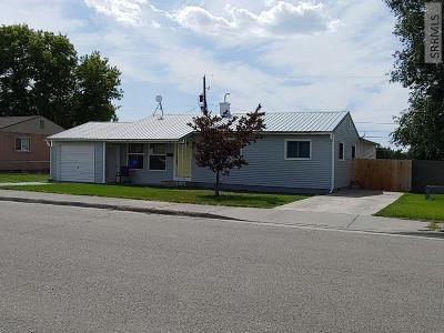 Idaho Falls Single Family Home For Sale: 1435 Alameda Avenue