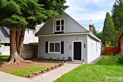 Idaho Falls Single Family Home For Sale: 128 11th Street