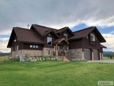 Island Park Single Family Home For Sale: 3832 Jefferson Drive