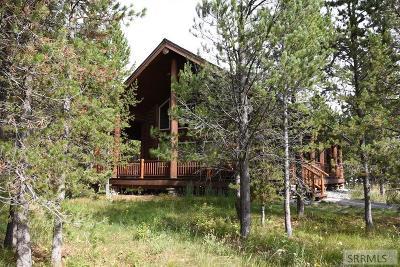 Island Park Single Family Home For Sale: 4009 Bridger Run