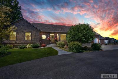Idaho Falls Single Family Home For Sale: 2416 E Timberview Circle