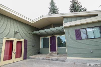 Rexburg Single Family Home For Sale: 250 E 3rd S