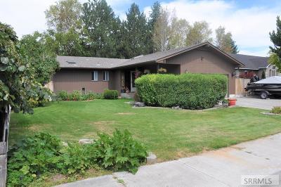 Idaho Falls Single Family Home For Sale: 1955 Niagara