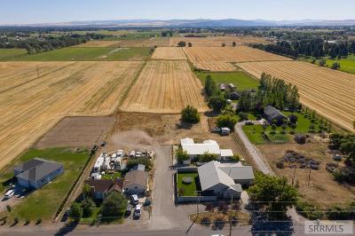 Rigby Farm For Sale: 328 N 4000 E