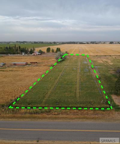 Idaho Falls Residential Lots & Land For Sale: Tbd S 35th W