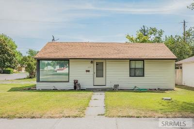 Idaho Falls Single Family Home For Sale: 1005 Cathryn Avenue