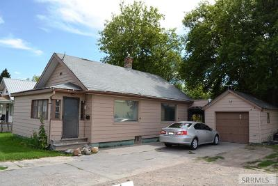 Idaho Falls Single Family Home For Sale: 120 E 17th Street