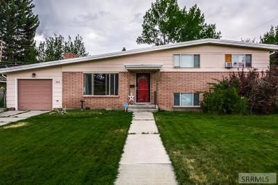 Idaho Falls Single Family Home For Sale: 1894 McKinzie Avenue