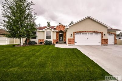 Idaho Falls Single Family Home For Sale: 431 Daytona Street