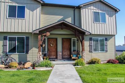 Rexburg ID Single Family Home For Sale: $173,500