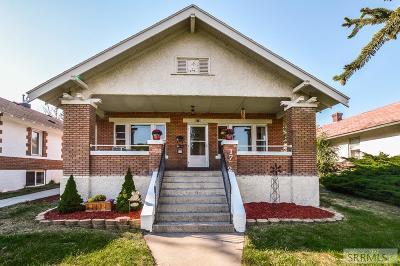 Rexburg Multi Family Home For Sale: 172 E 2nd S