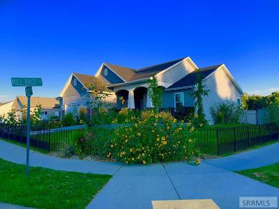 Rexburg Single Family Home For Sale: 618 Vale Lane