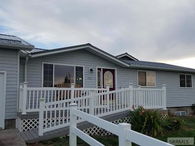 Rexburg Single Family Home For Sale: 2107 W 6450 S
