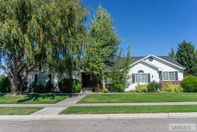 Idaho Falls Single Family Home For Sale: 200 Pevero Drive