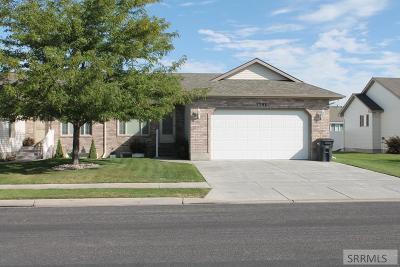 Idaho Falls Single Family Home For Sale: 3741 Briar Creek Lane