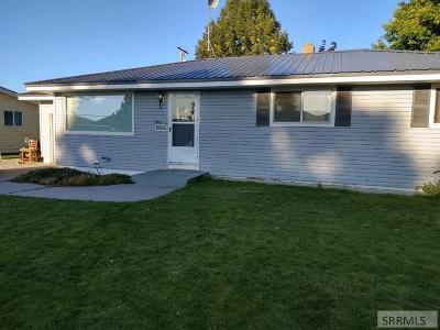 Idaho Falls Single Family Home For Sale: 1960 Sequoia Drive