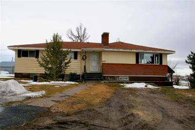 McCammon ID Single Family Home For Sale: $179,900